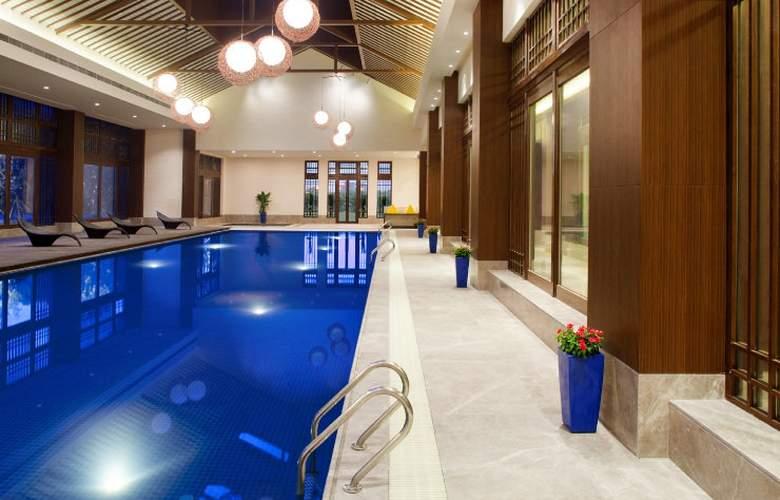 Radisson Blu Resort Wetland Park - Pool - 3