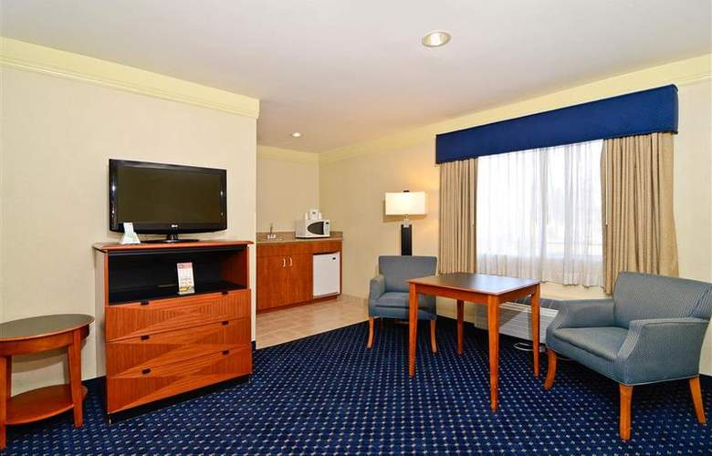 Best Western Mission Bay - Room - 72