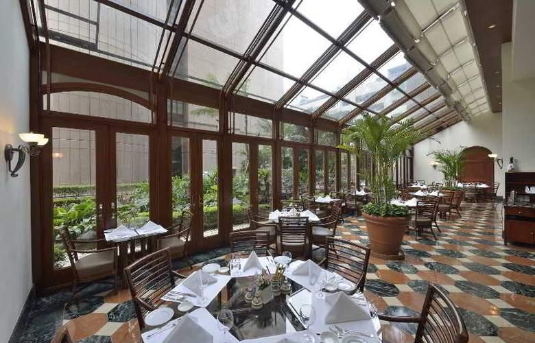 The Sherwood Hotel Taipei - Restaurant - 31