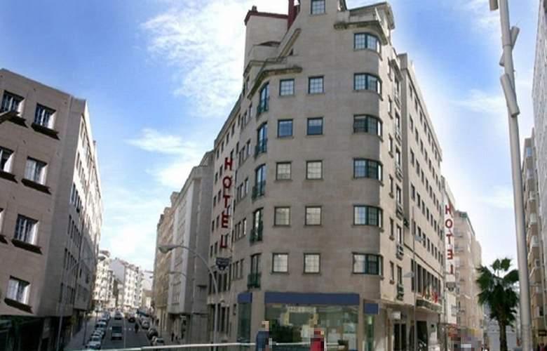 Galicia Palace - Hotel - 1