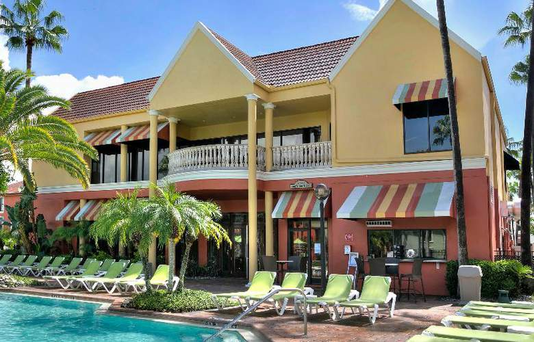 Legacy Vacation Club Lake Buena Vista - Restaurant - 20