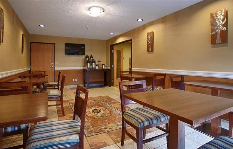 Best Western Alexandria Inn - Restaurant - 61