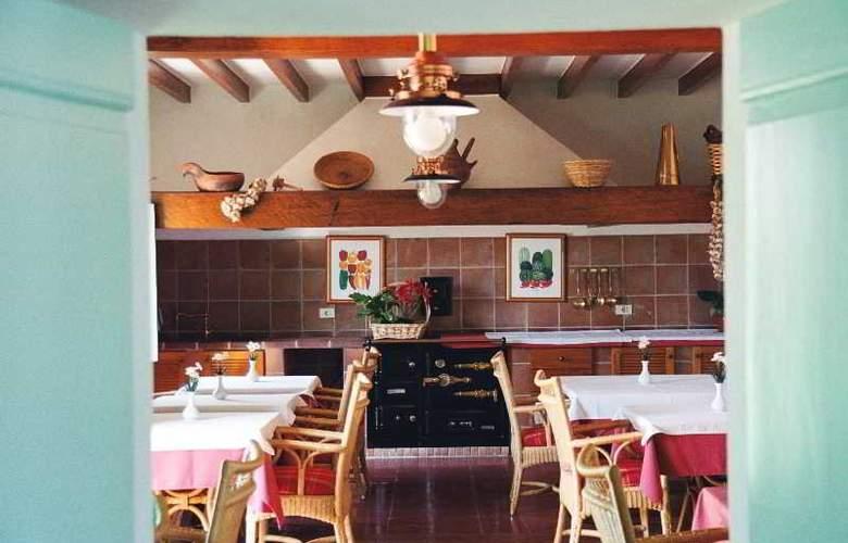 Casa del Embajador - Restaurant - 6