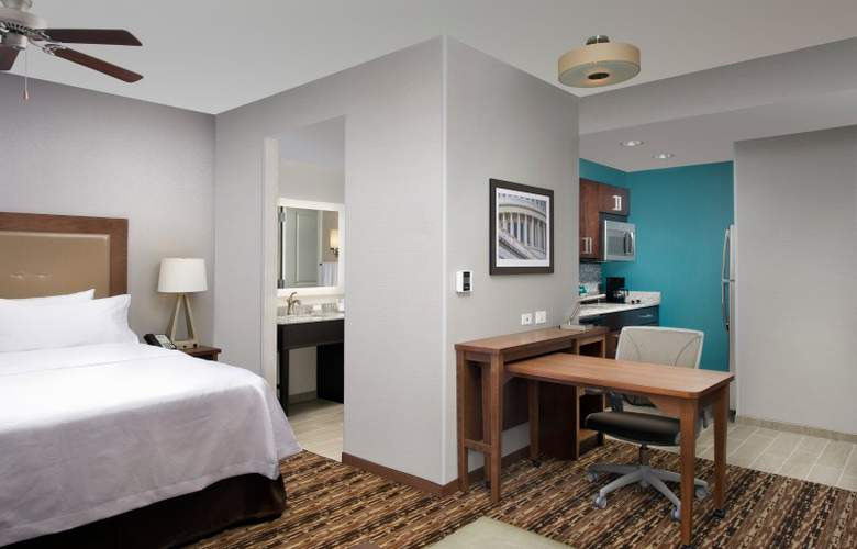 Homewood Suites by Hilton Washington DC NoMa Union Station - Room - 4