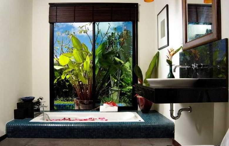 Two Villas Holiday Oriental Style Nai Harn Beach - Room - 6