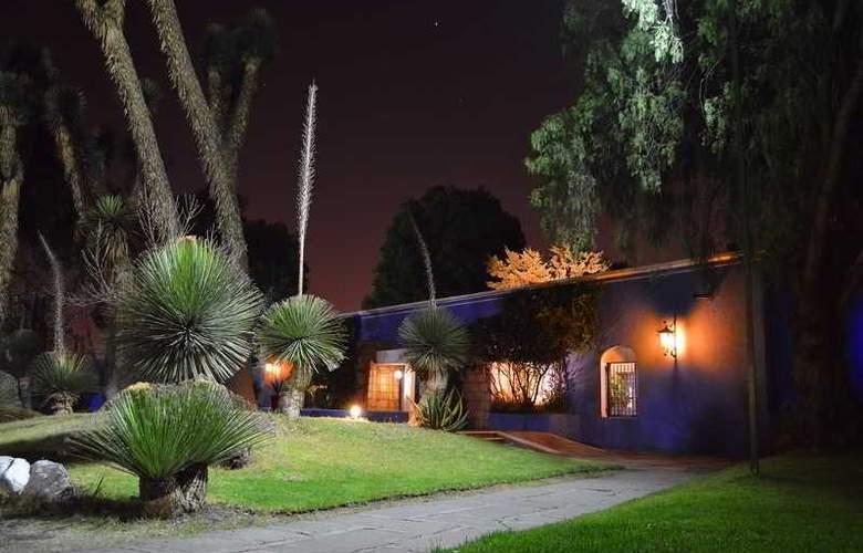 Villas Arqueologicas Teotihuacan - Hotel - 14