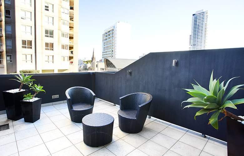 Diamant Hotel Sydney - Terrace - 3
