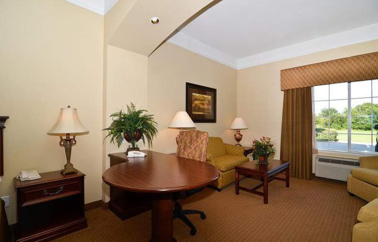 Best Western Plus Monica Royale Inn & Suites - Room - 106