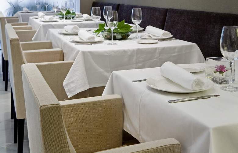 Zenit Sevilla - Restaurant - 27