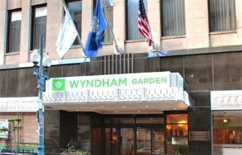 Wyndham Garden Hotel Baronne Plaza - Hotel - 0