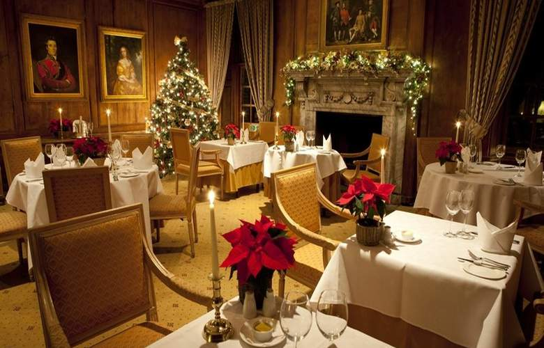 Hintlesham Hall - Restaurant - 9