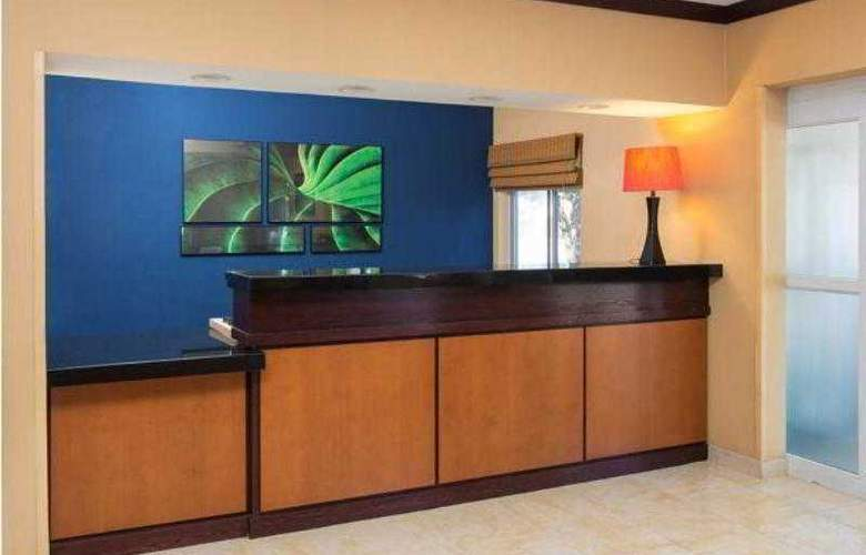 Fairfield Inn & Suites Fort Worth - Hotel - 9