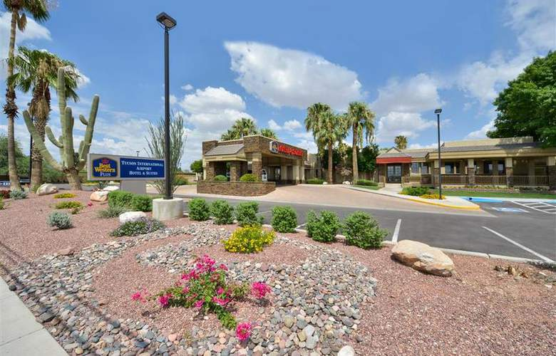 Best Western Tucson Int'l Airport Hotel & Suites - Hotel - 80