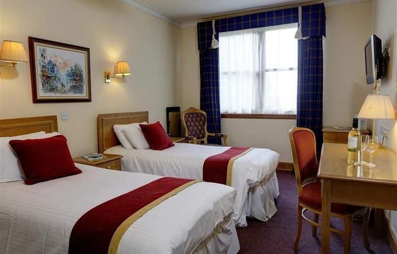 Best Western Strathaven Hotel - Room - 56