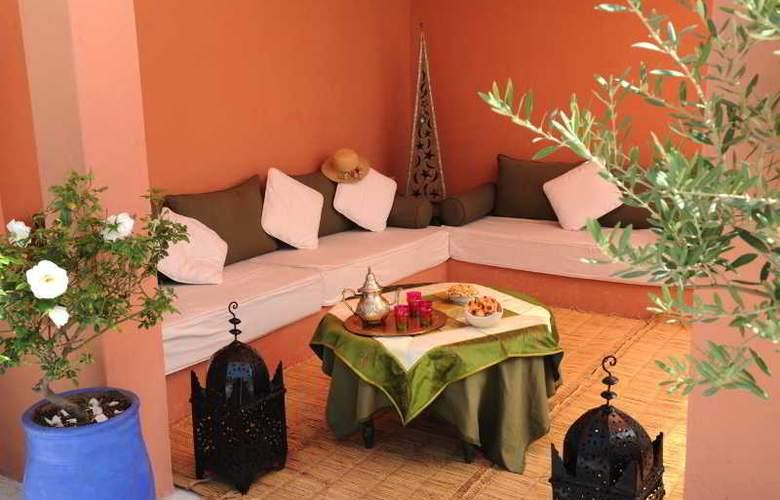 Riad Shaden - Terrace - 23