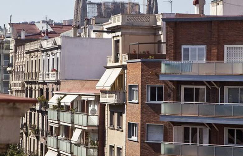 AinB Sagrada Familia Hotel Barcelona - Hotel - 0