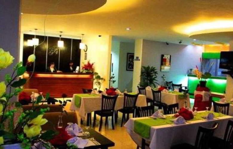 El Bajada Hotel - Restaurant - 1