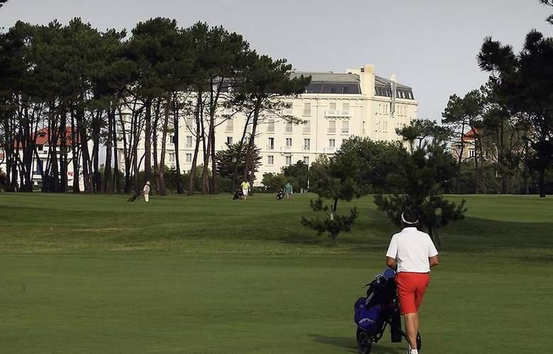 Le Regina Biarritz Hotel & Spa - Sport - 77