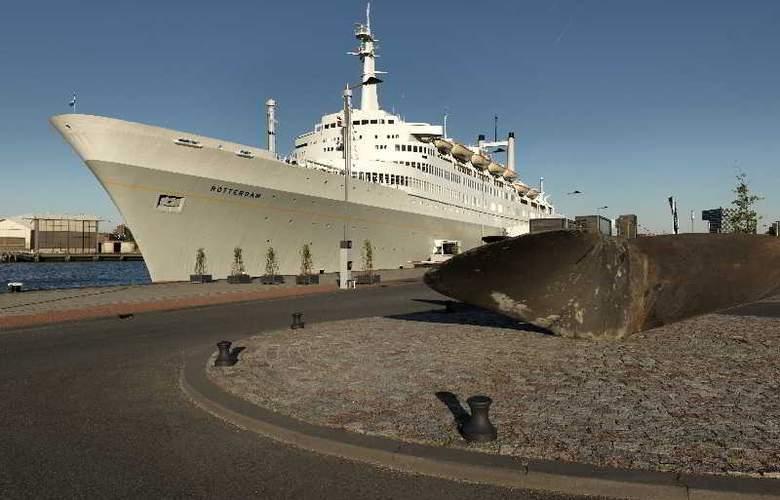 SS Rotterdam by Westcord Hotels - Hotel - 7