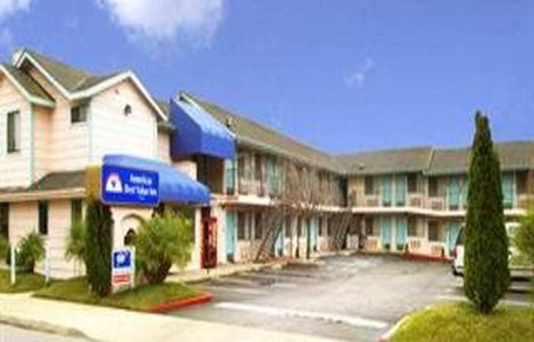 Americas Best Value Inn San Luis Obispo - Hotel - 0