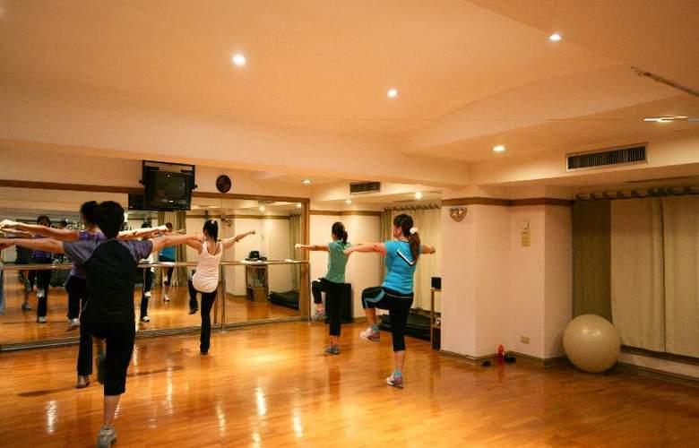 Bangkok Palace Hotel - Sport - 13