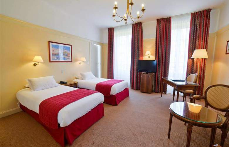 Mercure Bayonne Centre Le Grand Hotel - Room - 30