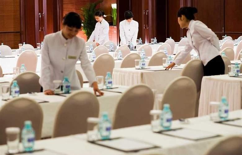 Novotel Beijing Peace - Conference - 56