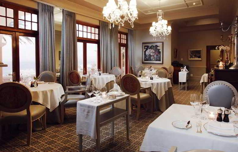 Ellerman House - Restaurant - 25