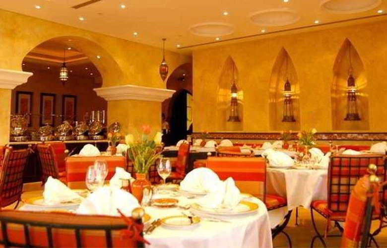 Mercure Grand Hotel Seef, All Suites - Restaurant - 12