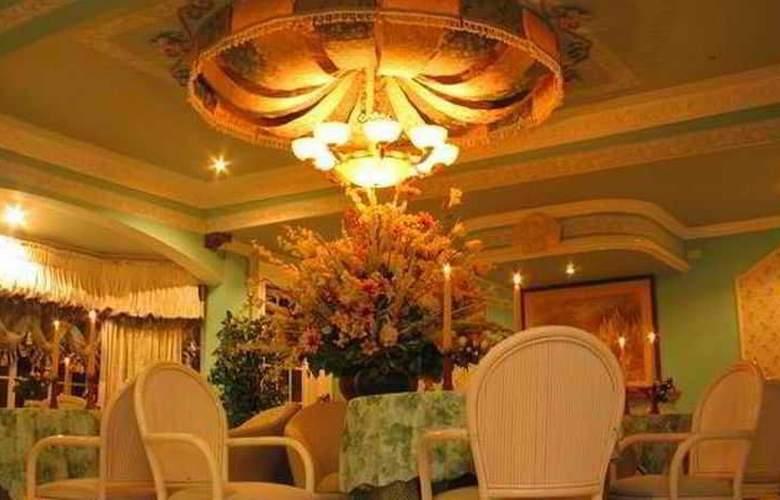 Europa Mansionette Inn - Restaurant - 3