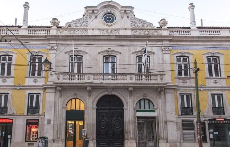 Lisbon Apartments Palacio Camoes - Hotel - 15