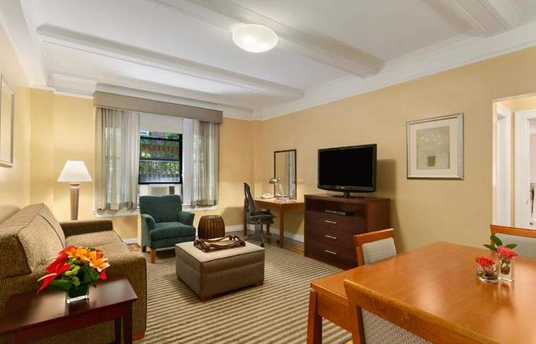 Best Western Plus Hospitality House - Apartments - Room - 81