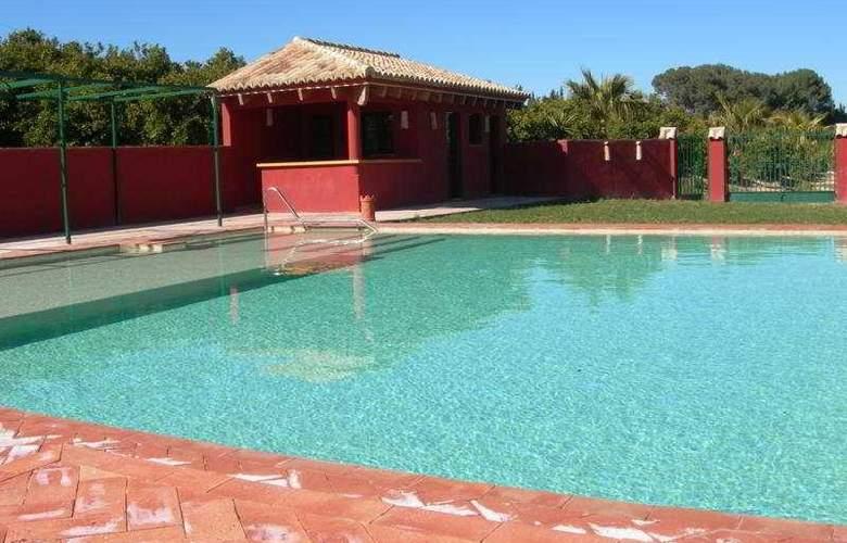 Masía el Ferrajón - Pool - 10