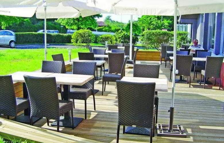 Inter Hotel Amarys Biarritz - Terrace - 9
