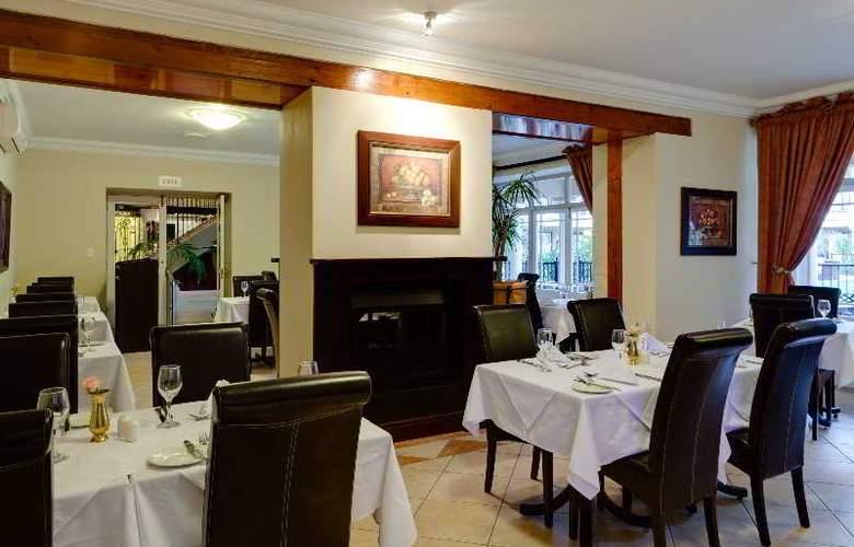 Protea Hotel Franschhoek - Restaurant - 7