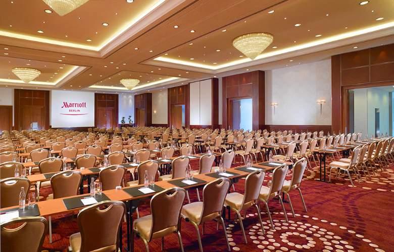 Marriott Berlin - Conference - 23