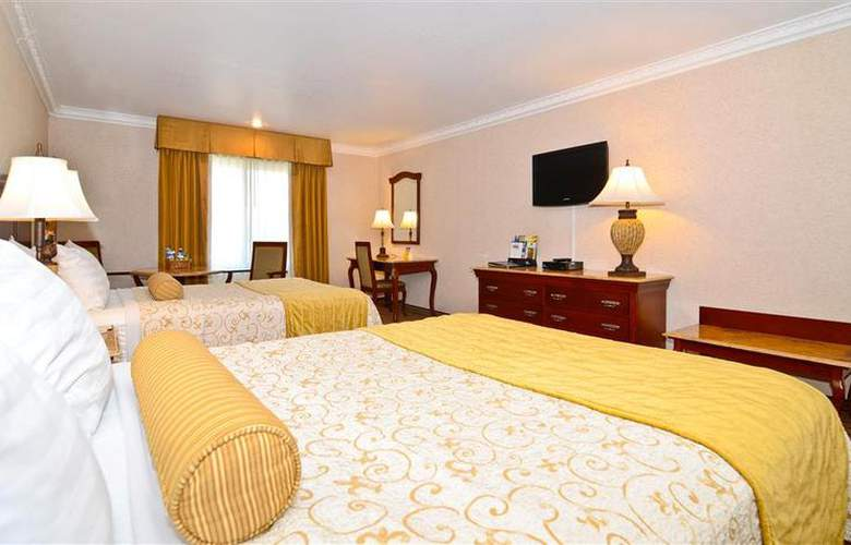 Best Western Newport Mesa Hotel - Hotel - 69