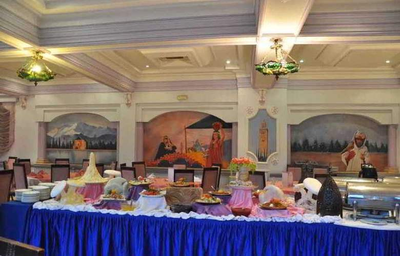Imperial Holiday Marrakech - Restaurant - 5