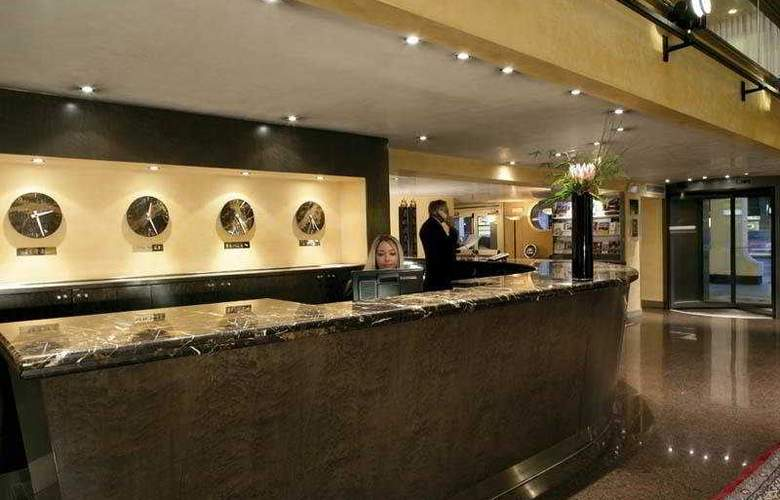 Plaza Padova - Hotel - 0
