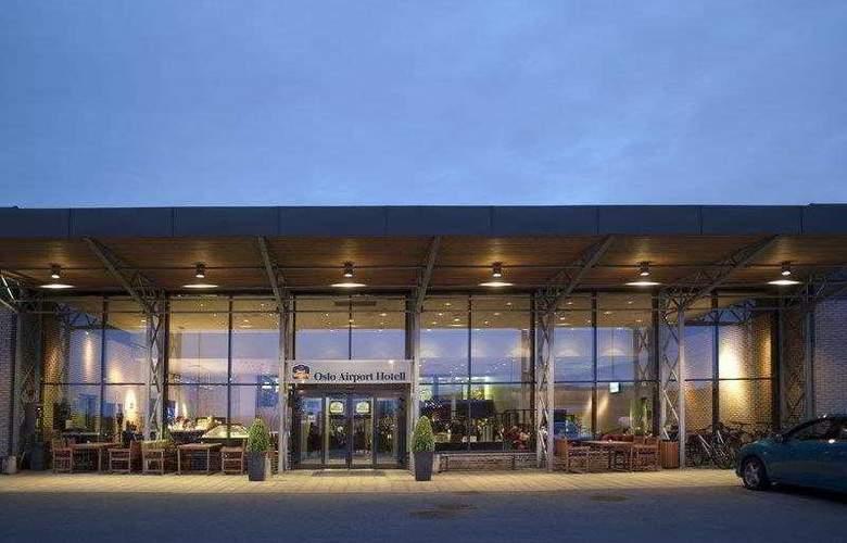 Best Western Oslo Airport - Hotel - 16