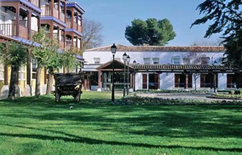 Parador de Manzanares - Hotel - 0