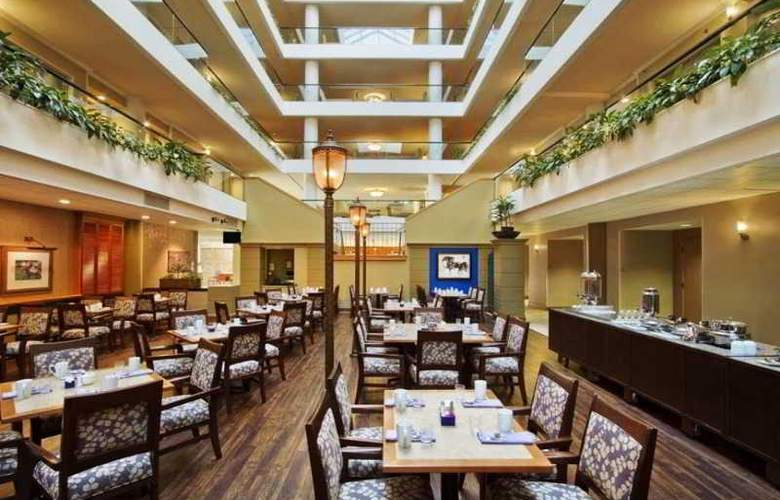 Hilton Suites Lexington Green - Restaurant - 7