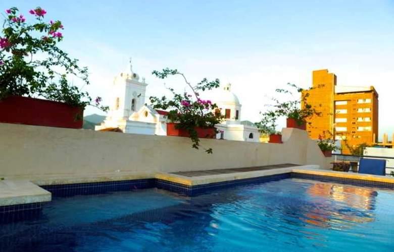 La Casa del Farol Hotel Boutique - Pool - 7