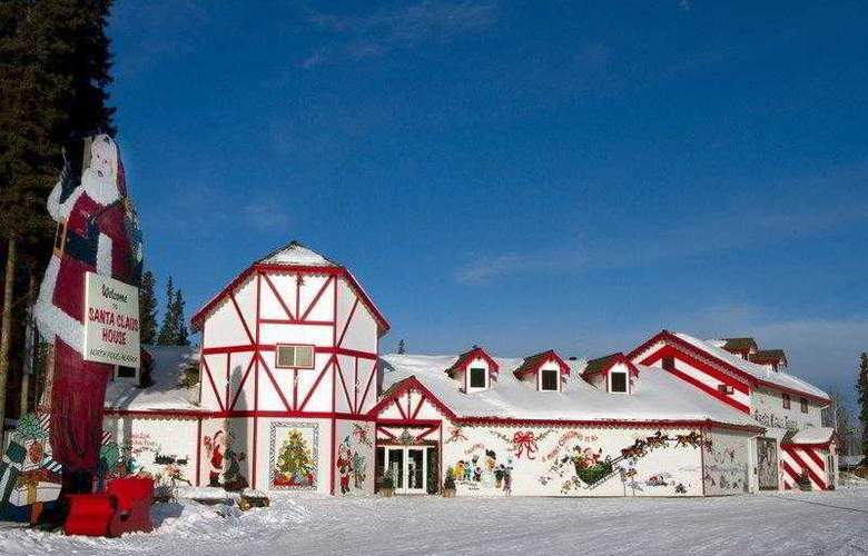 Best Western Plus Chena River Lodge - Hotel - 16