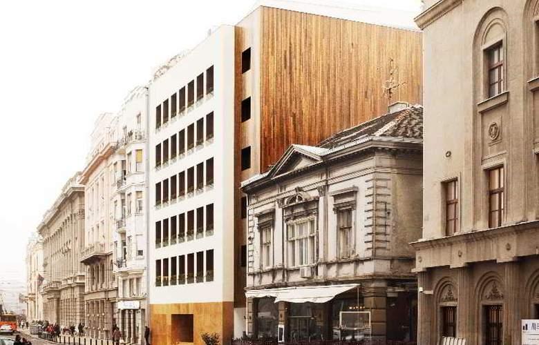 Square Nine Belgrade - Hotel - 5