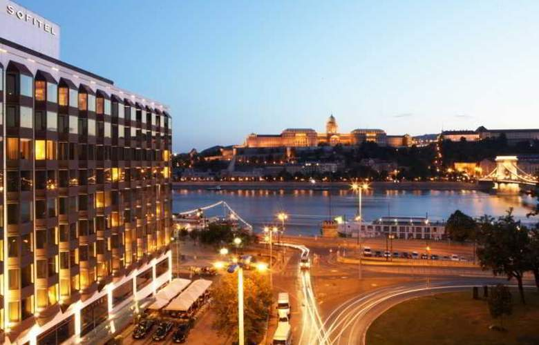 Sofitel Budapest Chain Bridge - General - 1