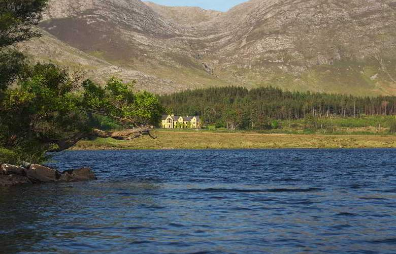 Lough Inagh Lodge Hotel - Hotel - 8