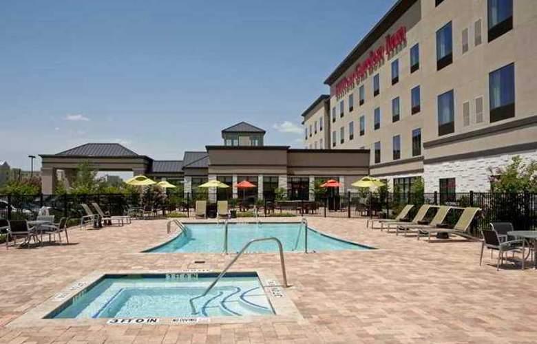 Hilton Garden Inn Fort Worth Alliance Airport - Pool - 9