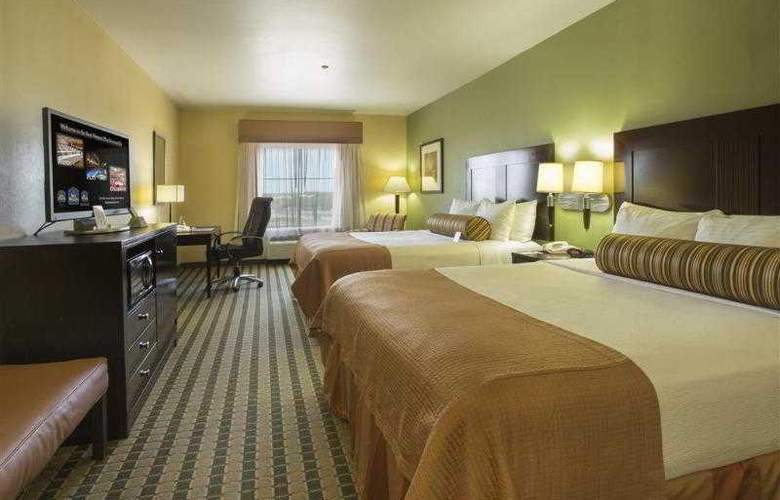 Best Western Plus Duncanville/Dallas - Hotel - 42