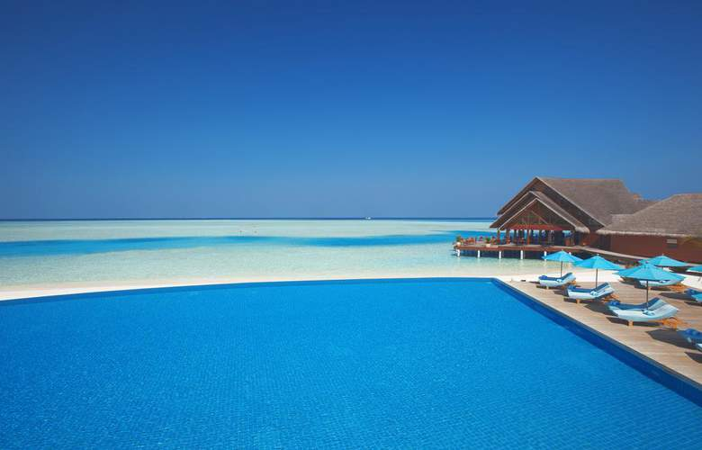 Anantara Dhigu Maldives Resort - Pool - 22